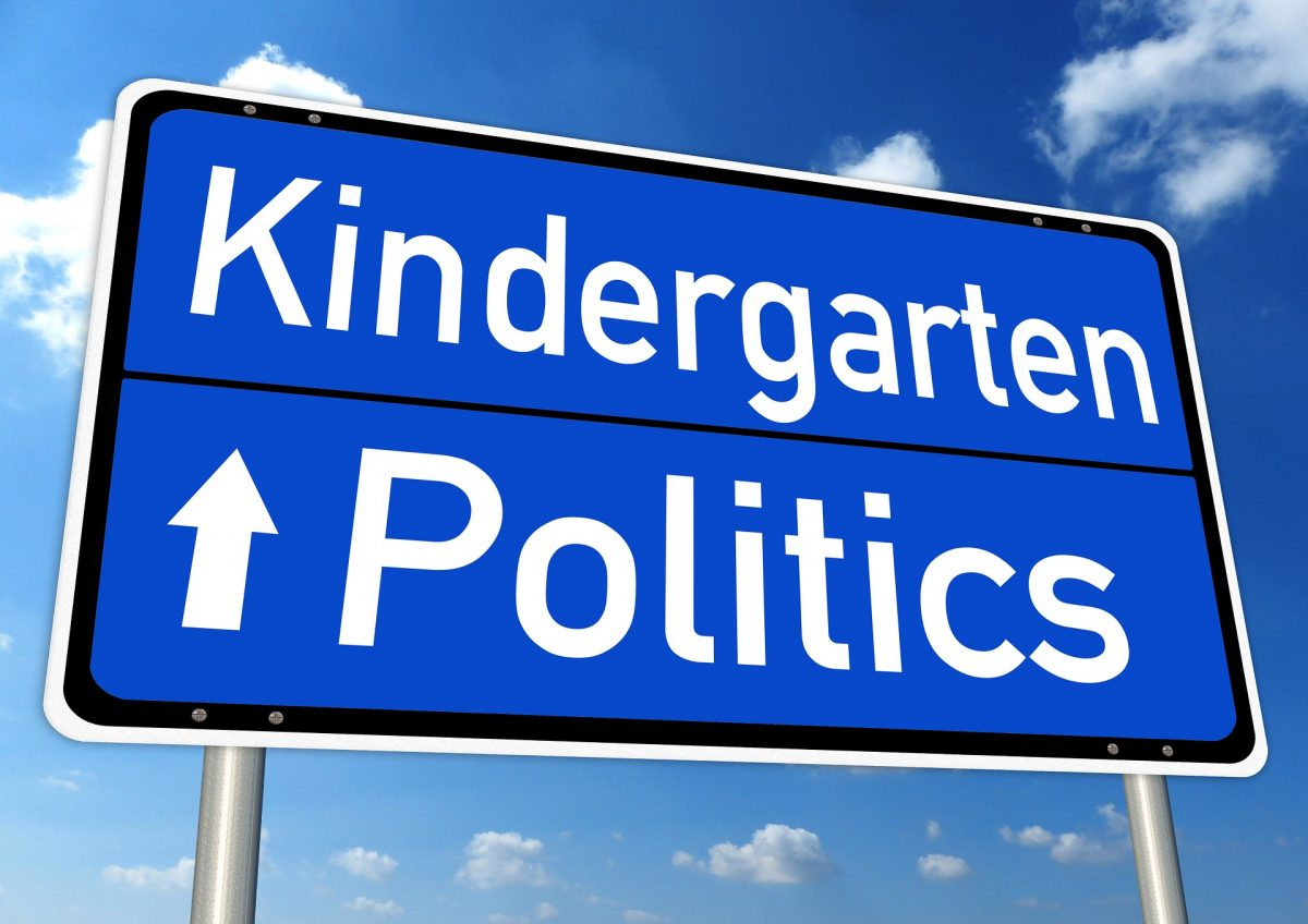 KindergartenPolitics